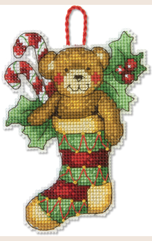 bear-ornament